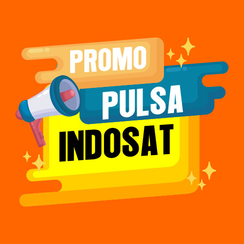 PULSA Indosat - Indosat 10.000 [Promo]