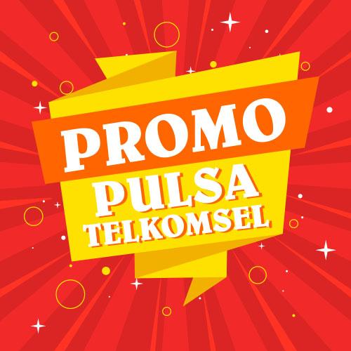 PULSA Telkomsel - TSEL 5.000 [Promo]